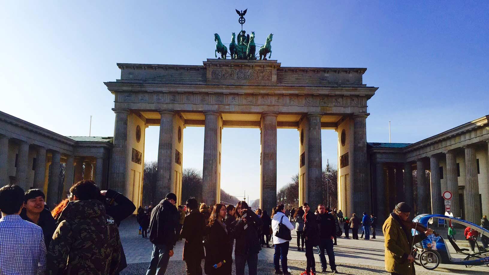 B de Berín: Brandenburger Tor yasminetrulley.com