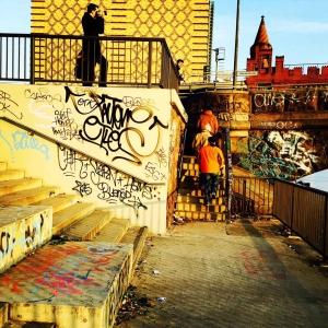 B de Berín: Graffiti yasminetrulley.com