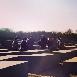 B de Berín: Denkmal für die ermordeten Juden Europas yasminetrulley.com